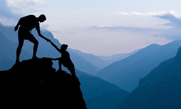 Good Enough? - The Metaphorical Mountain