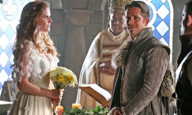 Two New Regulars Confirmed for Once Upon a Time Season 5