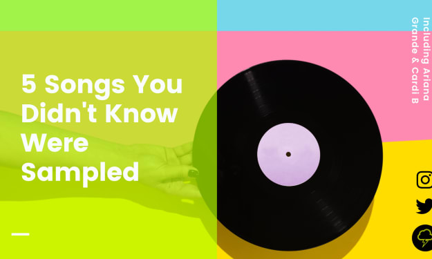 7 Songs You Didn't Know Were Sampled