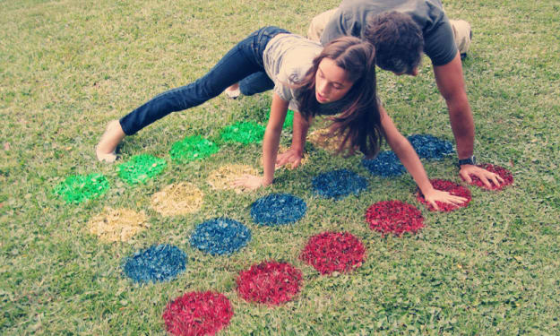 DIY Backyard Games to Play