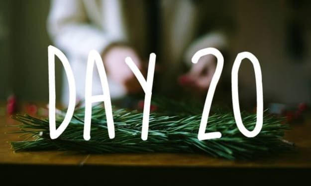 30 Journal Entries to Self Discovery—Day 20