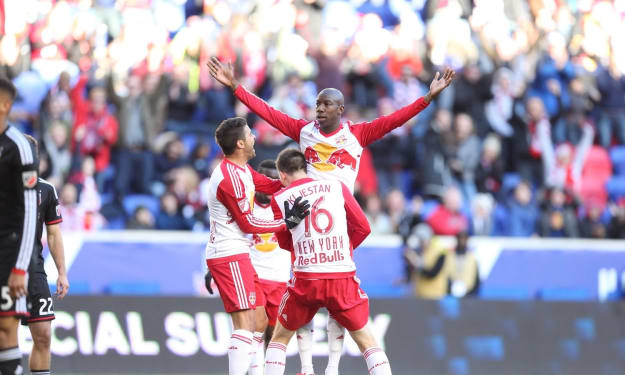 Best New York Red Bulls' Players of All Time