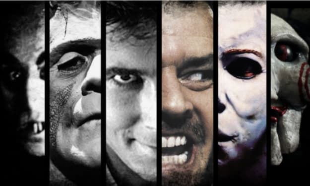 My Top 10 Favorite Horror Movies/Franchises