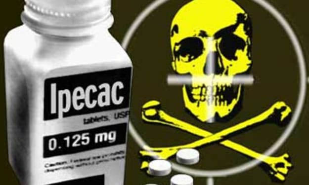 Syrup of Ipecac