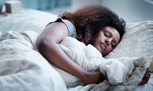 Sleeping Deeply with CBD Oil
