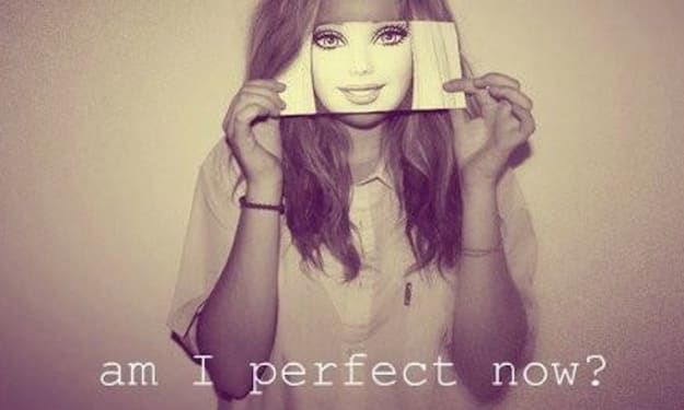 I'm Not the Pretty Girl