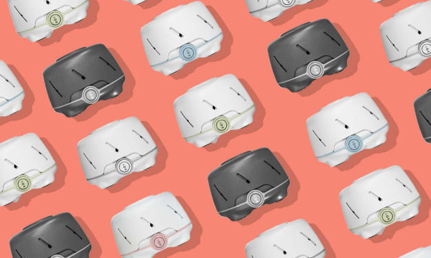 Marpac Dohm's White Noise Machine Will Give You the Best Night's Sleep