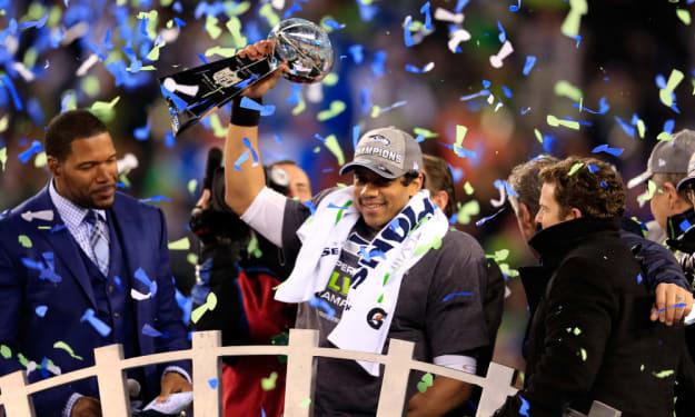 Top 5 Favorite Seattle Seahawks Games