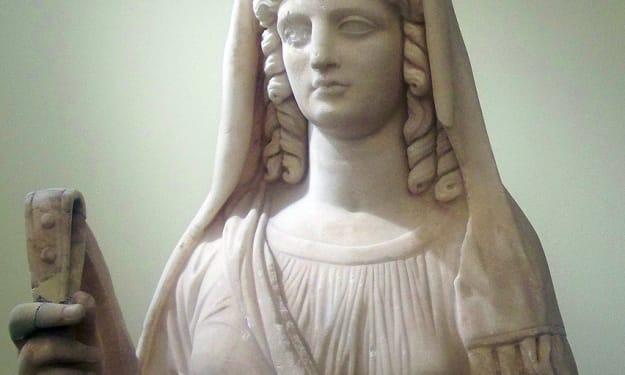 Ways of Worship: Persephone