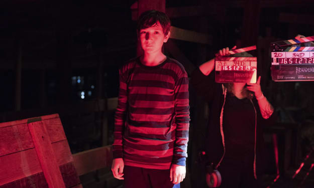 Movie Review: 'Brightburn' Fails to  Fire Up Scares