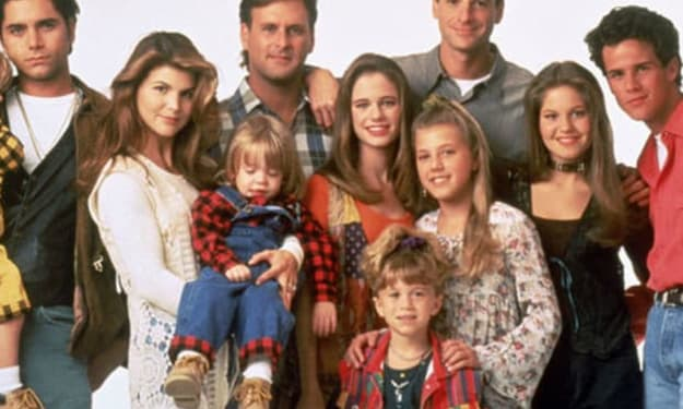 First Official Images Of Netflix's 'Fuller House' Are Revealed