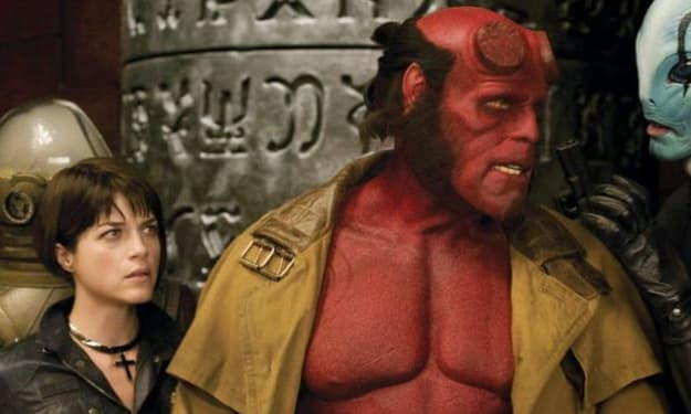 Hellboy 3 Moves Forward, Guillermo Del Toro to Meet with Ron Perlman and Mike Mignola