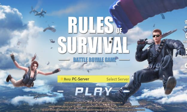 'Rules of Survival'