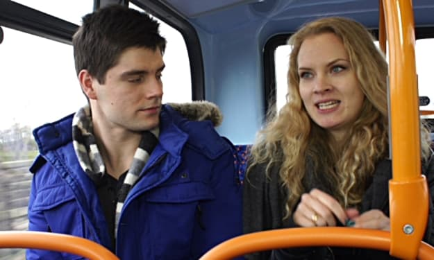 The Time a Stranger Asked me for Boy Advice on a Bus