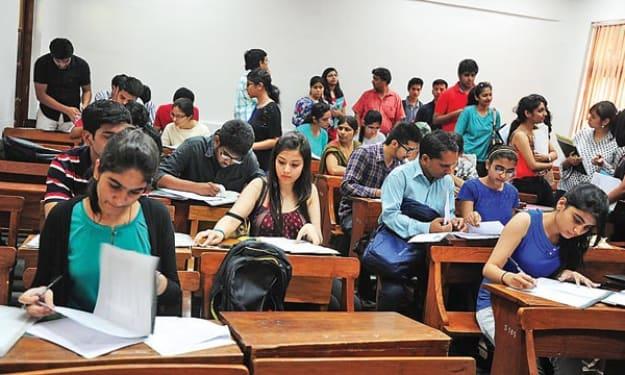 """Happiness Classes"" In Indian Schools"