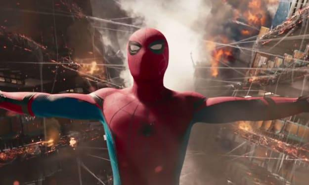 'Spider-Man: Homecoming' (2017)