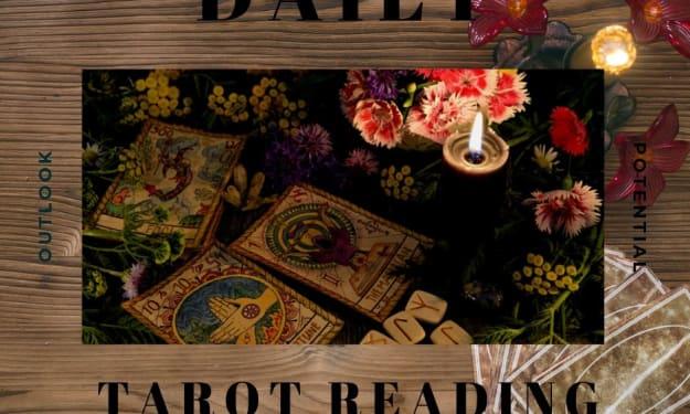 Daily Tarot Reading 08152019