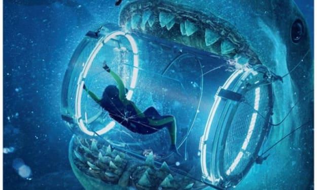 Cinema Trips - 'The Meg'