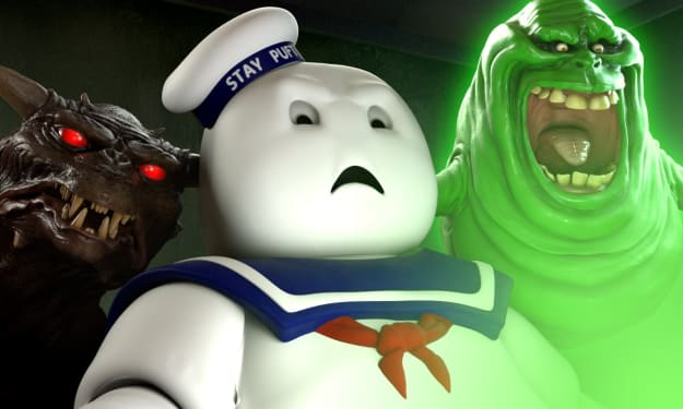 5 Hilarious Reactions to the New Ghostbusters Trailer...