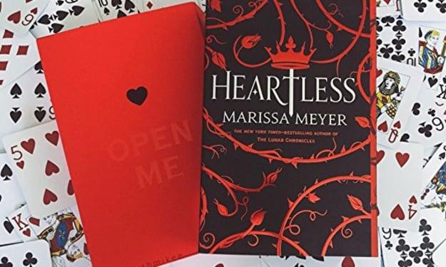 Book Review: 'Heartless' by Marissa Meyer
