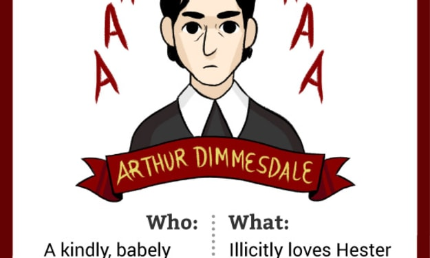 Character Review: Arthur Dimmesdale of 'The Scarlet Letter'