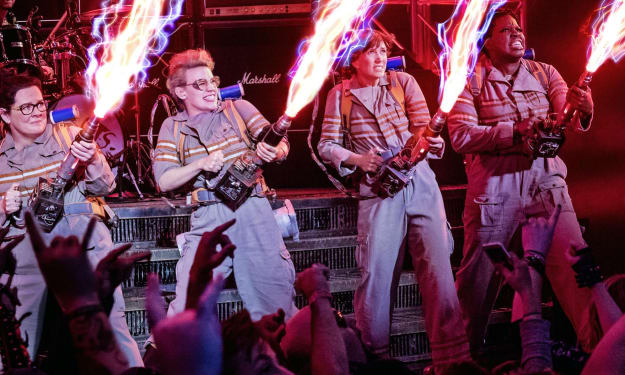 5 Reasons Why the 'Ghostbusters' Reboot Is Actually Amazing