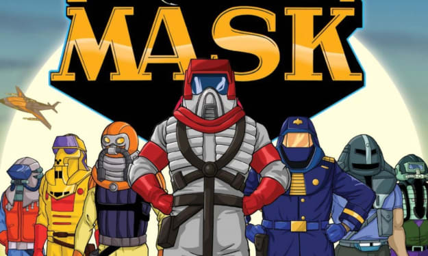 IDW's M.A.S.K. Comic Teases The Future Of Hasbro Movies!
