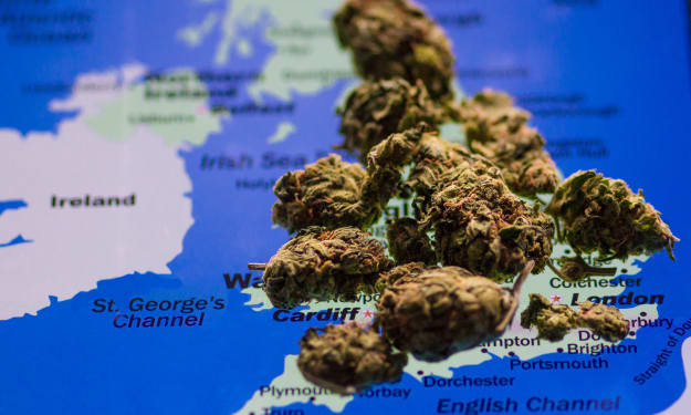 The Hypocrisy of UK Marijuana Laws