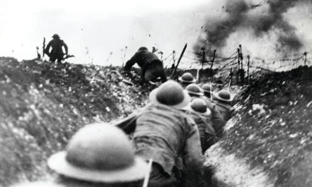 Armistice 100: Why War Is a Seemingly Irreplaceable Part of Our Species