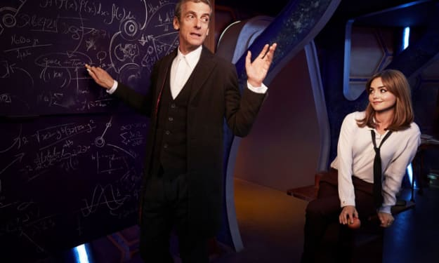Departing Peter Capaldi Recalls His Most Beloved Memory from His 'Doctor Who' Era