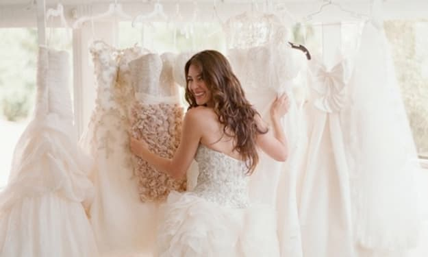 Wedding Dress Shopping Top Tips