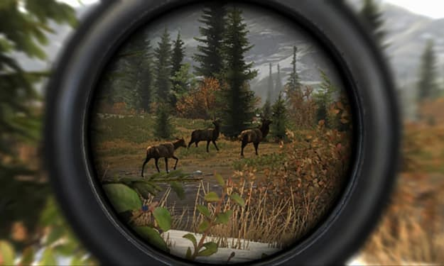 Top PS4 Hunting Games