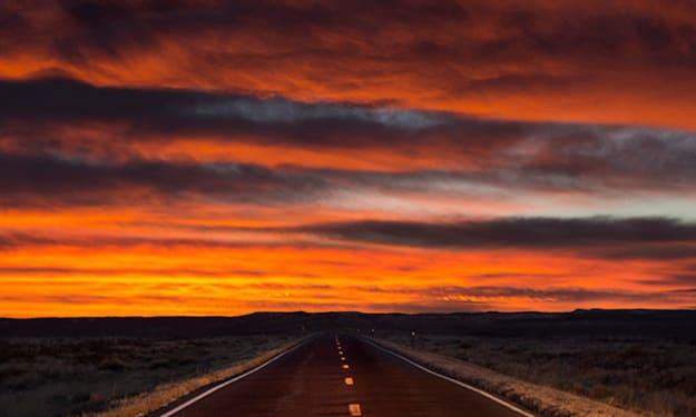 Sunset Getaway