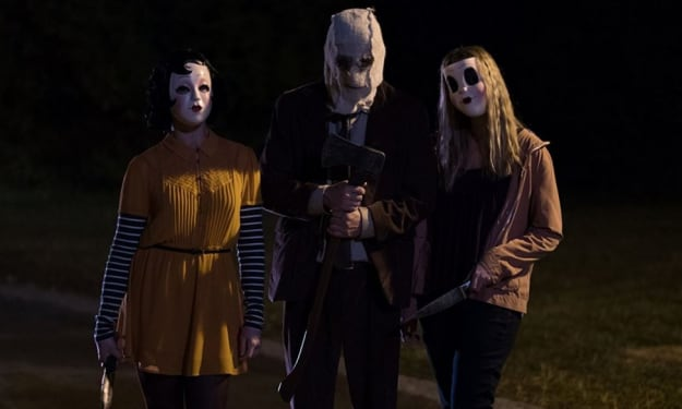 Movie Review: 'Strangers Prey at Night'