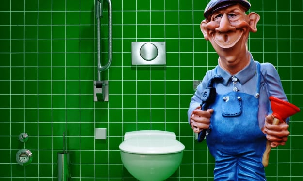 Before You Call the Plumber