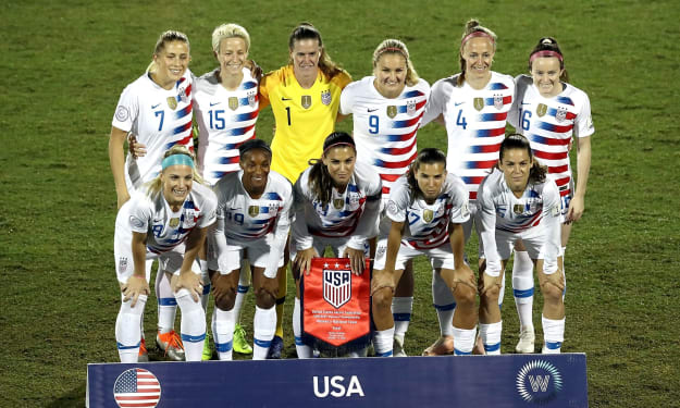 Pride of the Country: USWNT
