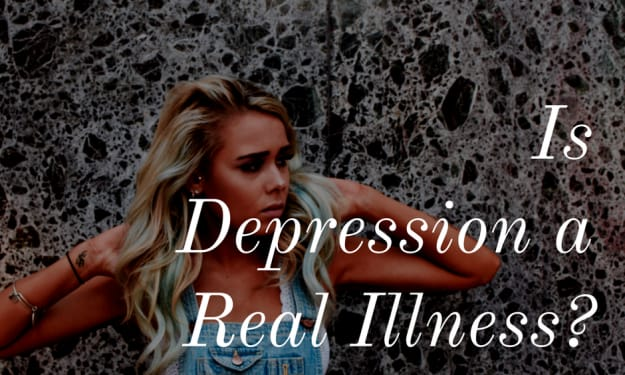 Is Depression a Real Illness?