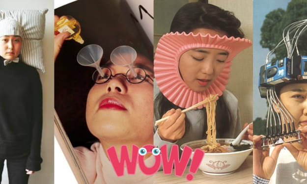 The 9 Most Funniest & Weirdest Inventions in Japan!