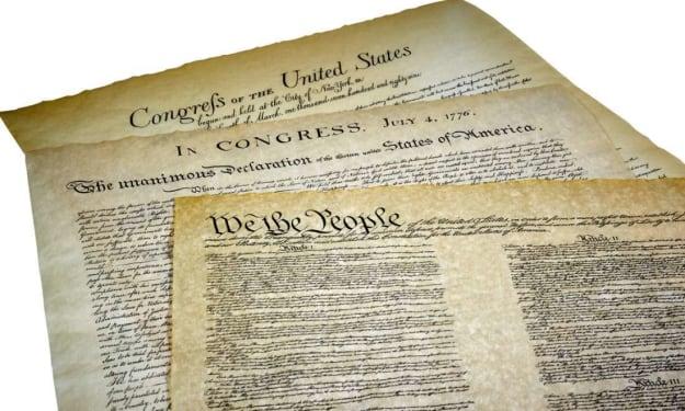 The Extra Terrestrial Amendment