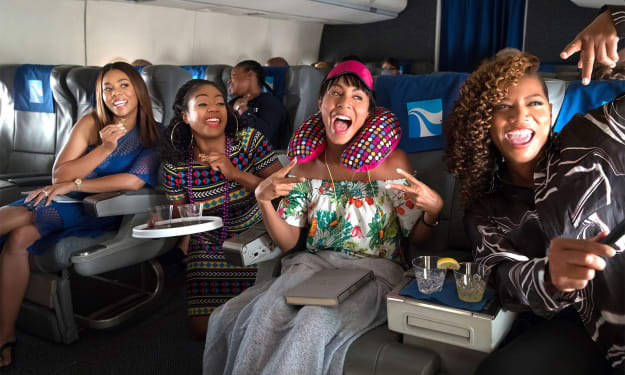 Movie Review: 'Girls Trip'