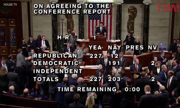 Washington DC's Hypocrisy