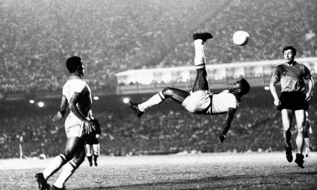Greatest World Cup Goals of All Time