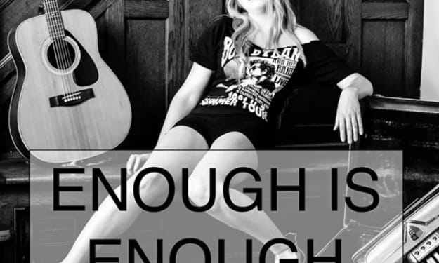 Following the Tragic Parkland Shooting, Singer Releases Powerful Single Titled 'Enough is Enough'