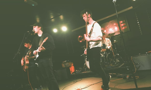 Five Upcoming Scottish Bands You Need to Hear!