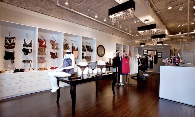 Best Shops to Buy Lingerie