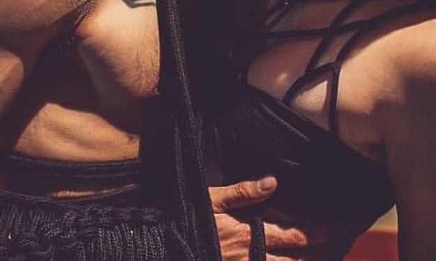 Tinder Date Turned BDSM Shoot