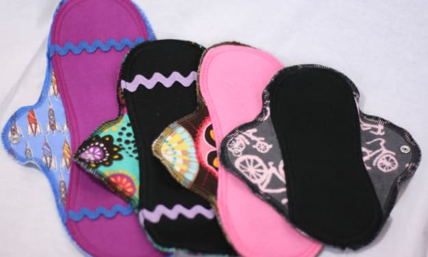 Cloth Pads: Making the Switch