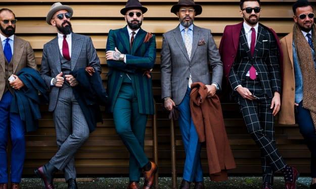 Analyzing Menswear Styles