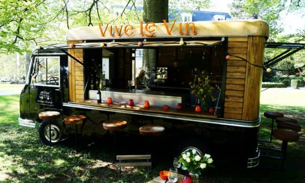 Rise of the Mobile Wine Bar