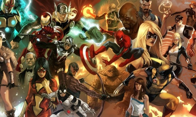 10 Strangest Offshoots of Humanity in the Marvel Universe